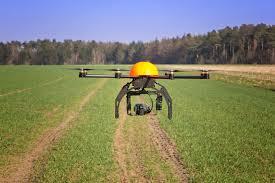 drone récoltes