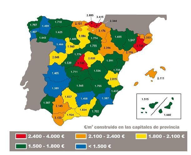 Investir dans l'immobilier en Espagne